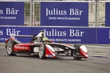 Fórmula E: Buemi vence em Punta Del Leste.