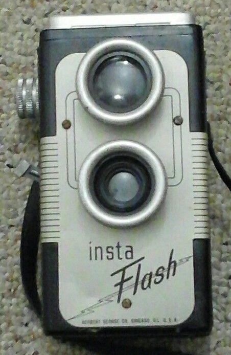 Herbert George Insta Flash Vintage Camera | Cameras & Photo, Vintage Movie & Photography, Vintage Cameras | eBay!