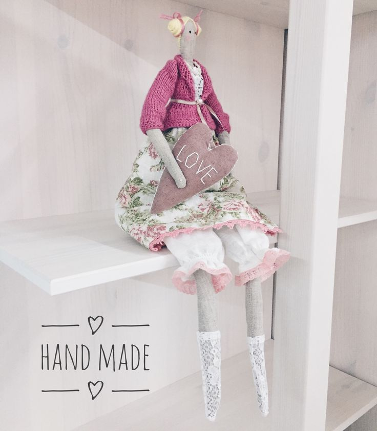 Tilda handmade