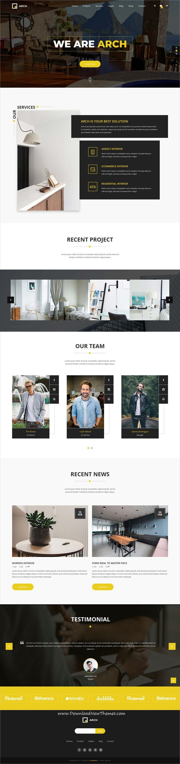 5014 best Best Responsive HTML Template images on Pinterest