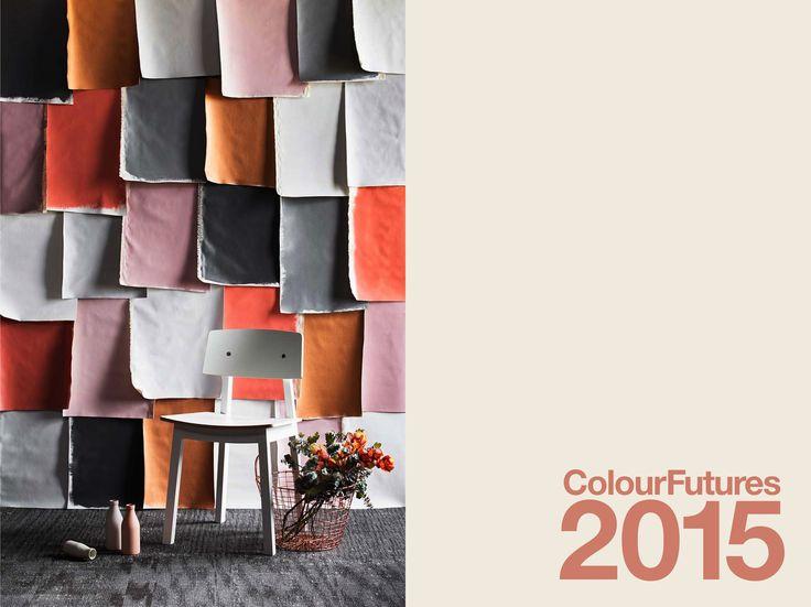 """"""" Interior Colour 2015"""" Interieur kleur 2015"""