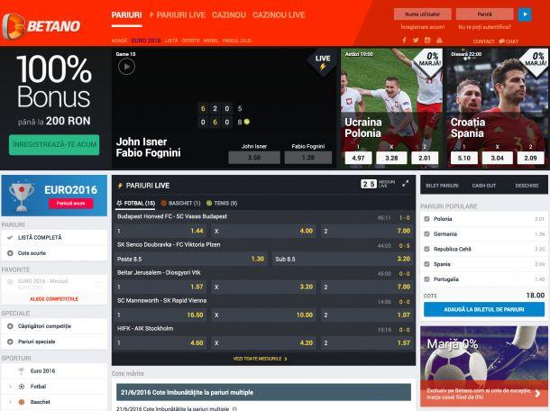 Articole Pariuri sportive pe PariuriX.com: Înainte de a deschide un cont nou la BETANO citește aici!