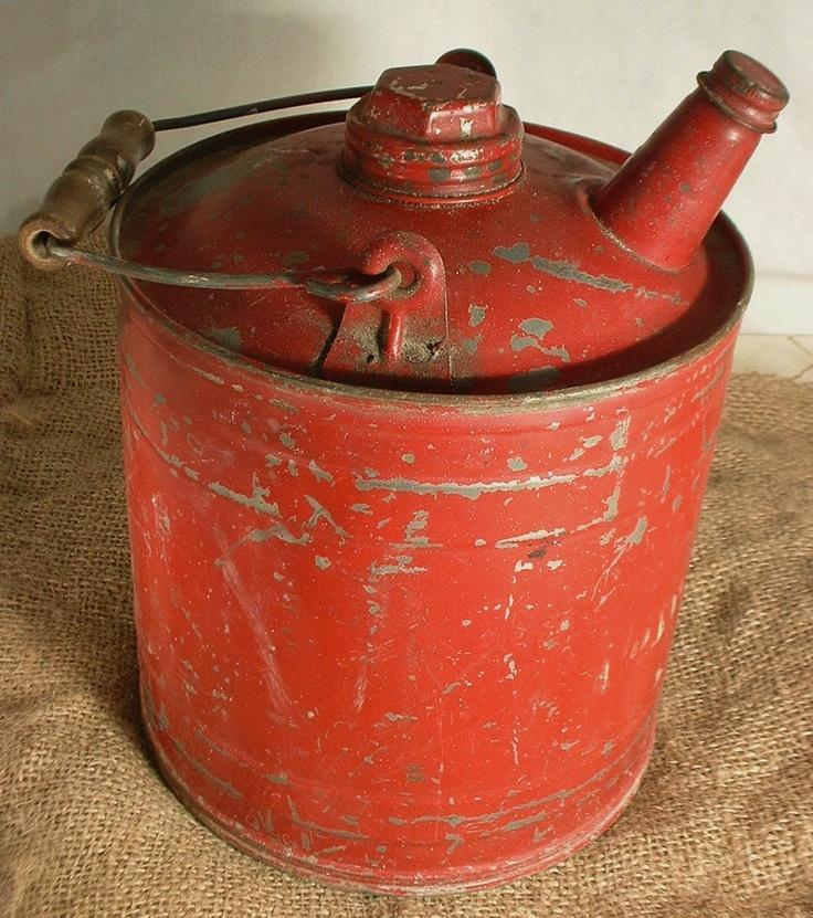 24 best images about Gas ~ Oil Cans on Pinterest | Autos ...