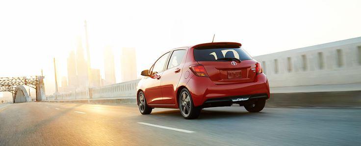 Toyota Yaris 2015 Tampak Belakang ~ http://iotomagz.net/tampilan-dari-toyota-yaris-2015-yang-akan-datang/