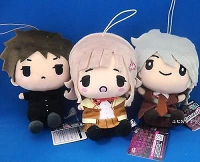 Danganronpa Trigger Happy Havoc 3 hope-month peak Gakuen stuffed Flues 3 set