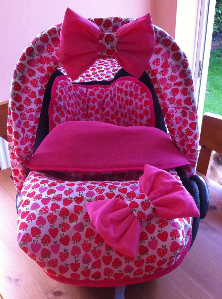 Custom Car Seat Covers Baby Uk