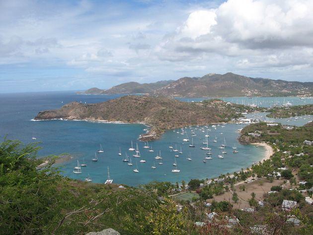 остров Сент-Люсия, Atlantic Rally for Cruisers, Биг Ван, Big One, регаты, яхты