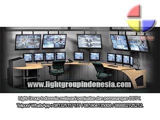 Light Group Indonesia: KEGUNAAN CCTV