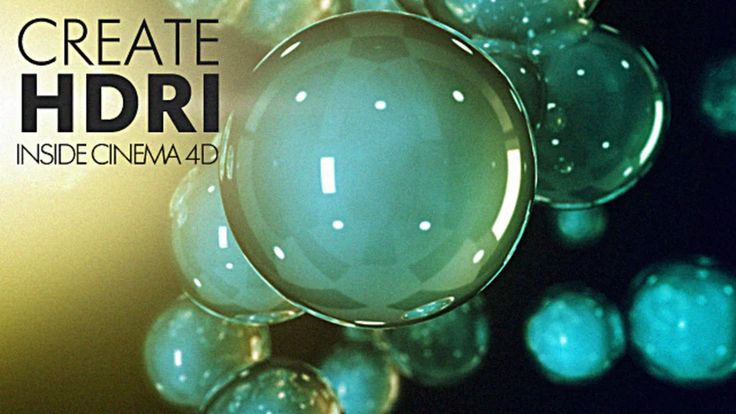 Create HDRI inside Cinema 4D on Vimeo