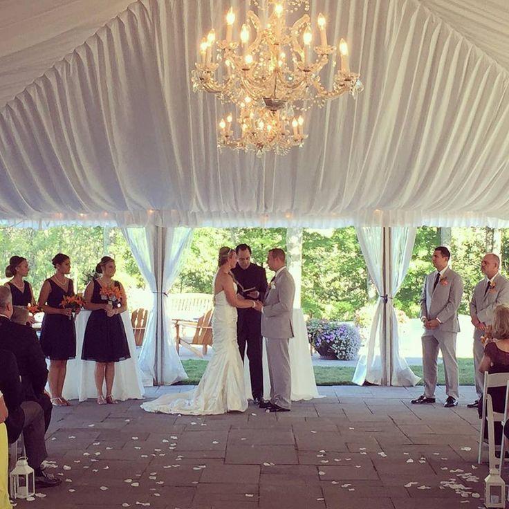 Wedding Ceremony At Saratoga National Golf Course Photo Credit Matt Ramos Photography Ceremonies Pinterest Clubs Weddings And