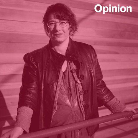 Mimi Zeiger Opinion column about women in design