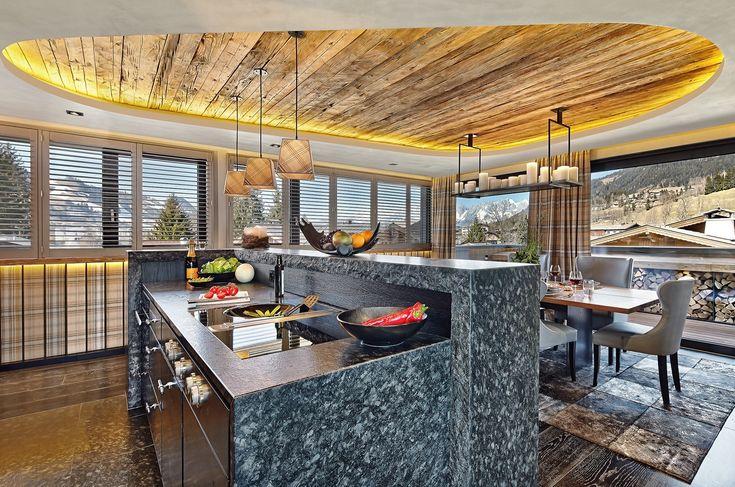 Designer-Küche im eigenen Haus? Alpine Spirit in Kitzbühel macht´s möglich