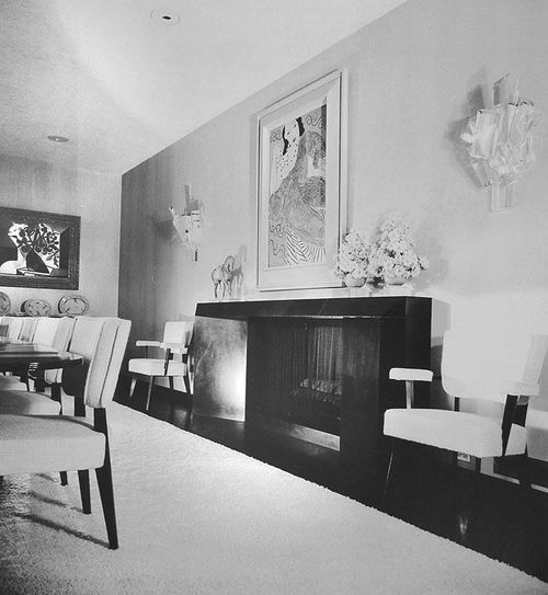 Schatz Dining Room: Hollywood Regency, Living Spaces And Vintage Interiors