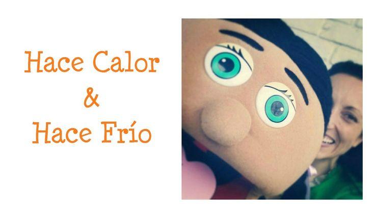 Preschool/Elementary video: Hace Calor, Hace Frío