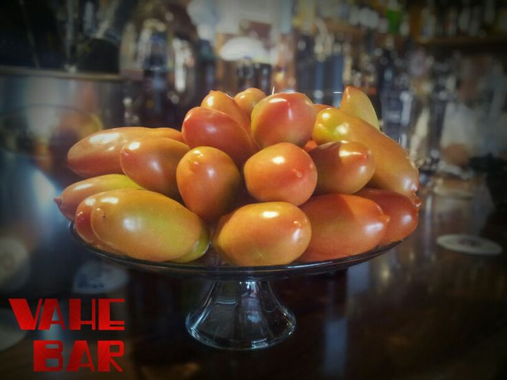 Fresh San Mazarno Tomatoes