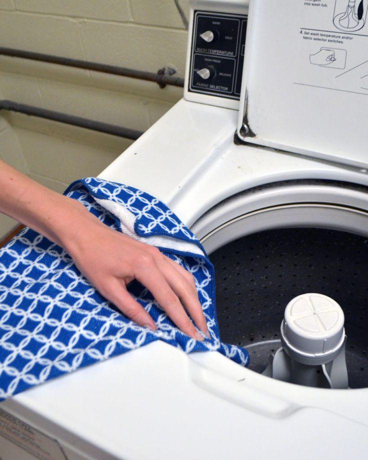 best way to clean washing machine inside