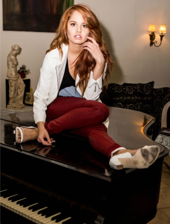 Debby Ryan.   Actress.   #Jessie   #Radio Rebel   #The Suite Life on Deck   #16 Wishes       -------      http://www.imdb.com/name/nm2913275