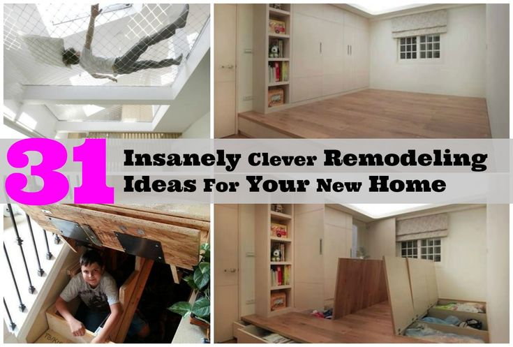 Clever Remodeling Decorate Pinterest