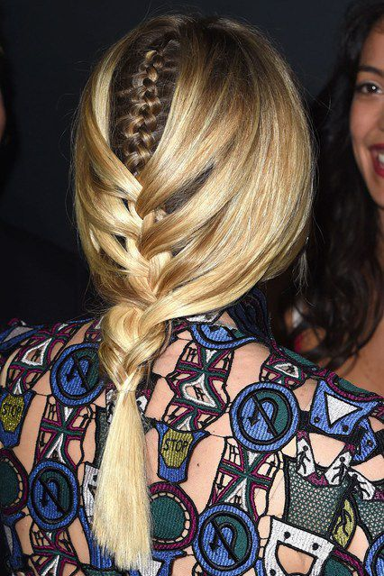 Braided Hairstyles Saç Örgü Modelleri, Ünlülerin Son Moda Saç Örgüleri - diane kruger | SadeKadınlar - Güzellik Sırları