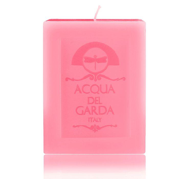 Scented Candle Absolute Rose 1 KG - Acqua del Garda