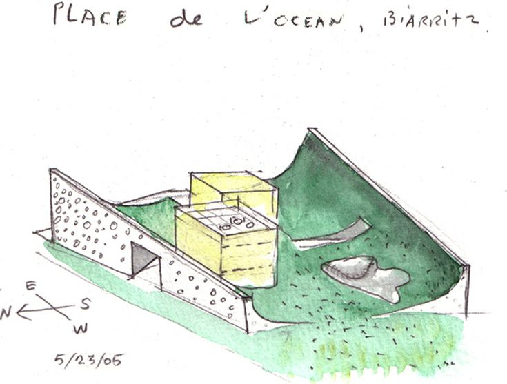 Gallery - Museum of Ocean and Surf / Steven Holl Architects + Solange Fabiao - 20