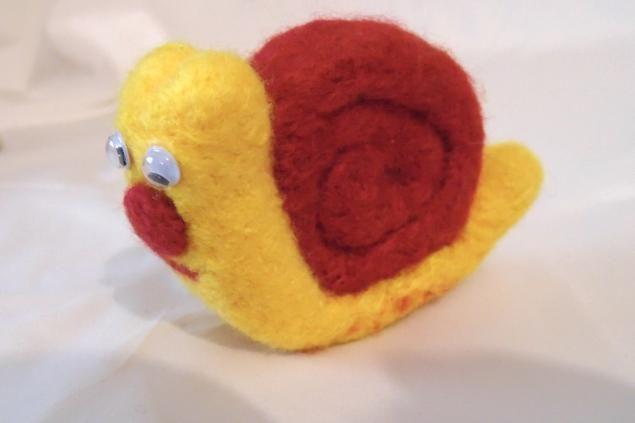 Часть 2. Коллекция войлочных игрушек нашла своих хозяев)) - Ярмарка Мастеров - ручная работа, handmade