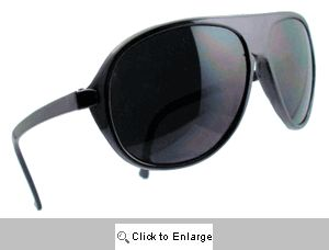 70's Dark Ski Sunglasses - 295