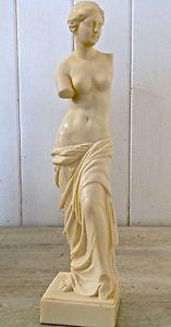 Oeuvre d'art Collection Sculpture Vénus de Milo signée A Santini