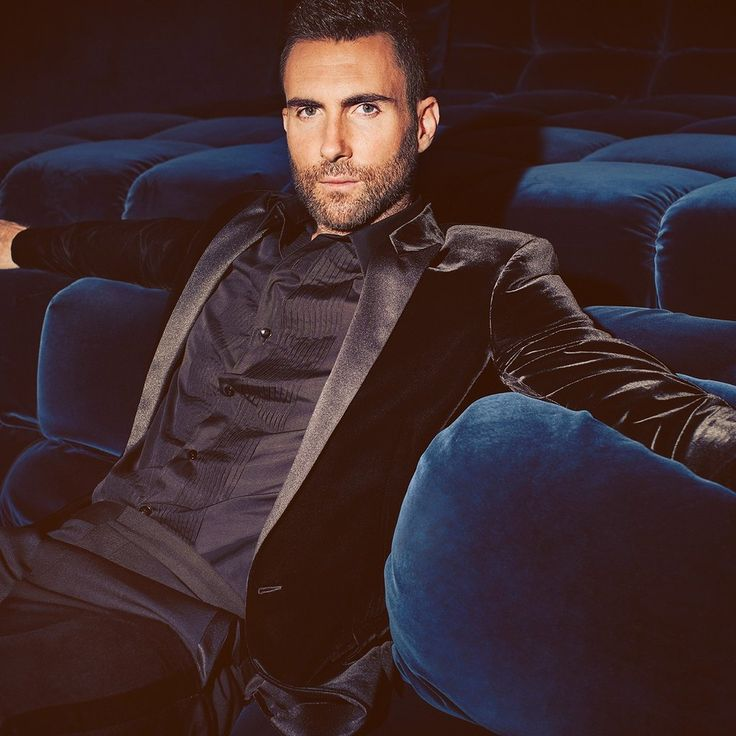 Adam Levine and 29 Other Sexy-as-Hell Celebrity Guys With Fragrance Deals: Sure, there have been some really stunning female-fronted beauty campaigns, but why should the girls have all the fun?