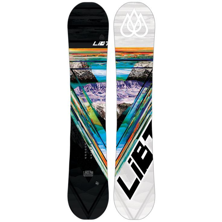 Travis Rice Pro Snowboard - 150, 153, 155, 157, 157W