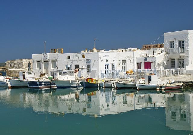Naousa old port
