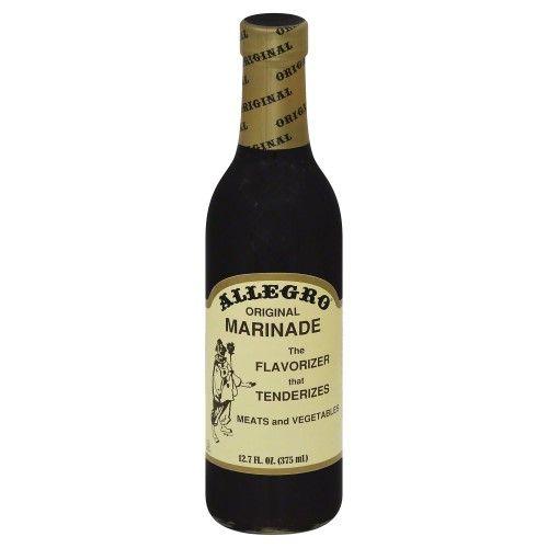 Allegro Marinade, Original, 12.7 Fl Oz