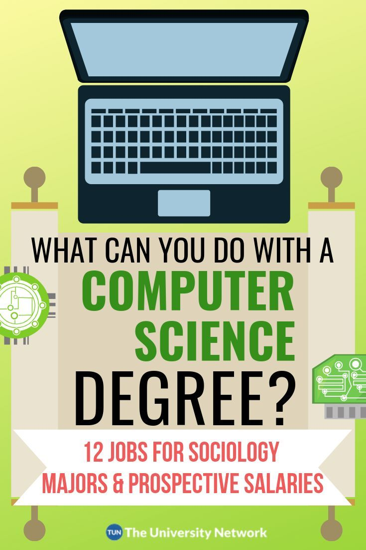12 Jobs For Computer Science Majors With Images Computer