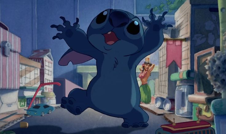 9 Reasons Why Stitch is the Most Charming Alien You'll Ever Meet | Oh My Disney | Awww
