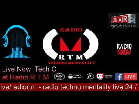 tech c radio show techno sensation  at radio rtm