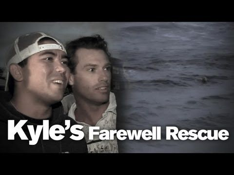 ▶ New Colleague Kyle's Farewell | Best of Bondi Rescue - YouTube