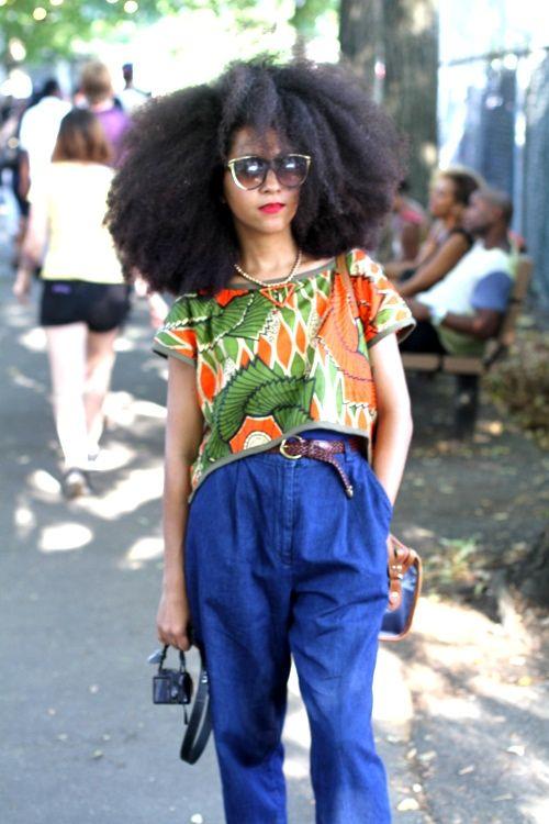 www.cewax.fr aime ce look afropunk, ethno tendance, style ethnique. Dans le même style, visitez la boutique de CéWax : http://cewax.alittlemarket.com/ #Africanfashion, #ethnotendance - AfroPunk-Fest-Street-Style-Part2-01
