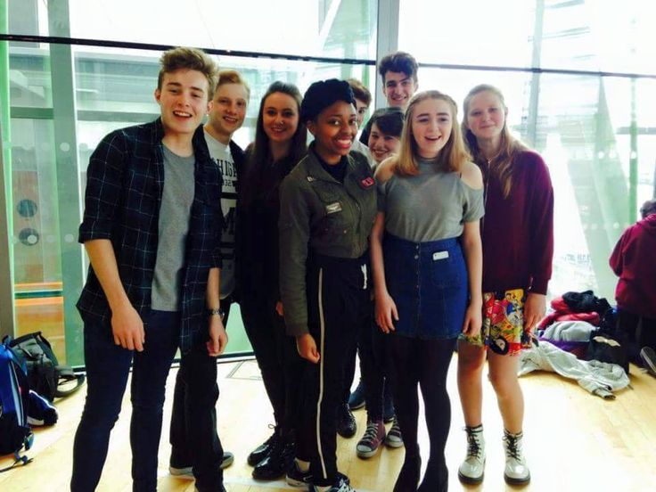 PurpleCoat Youth Theatre at the Lowry with the National Theatre