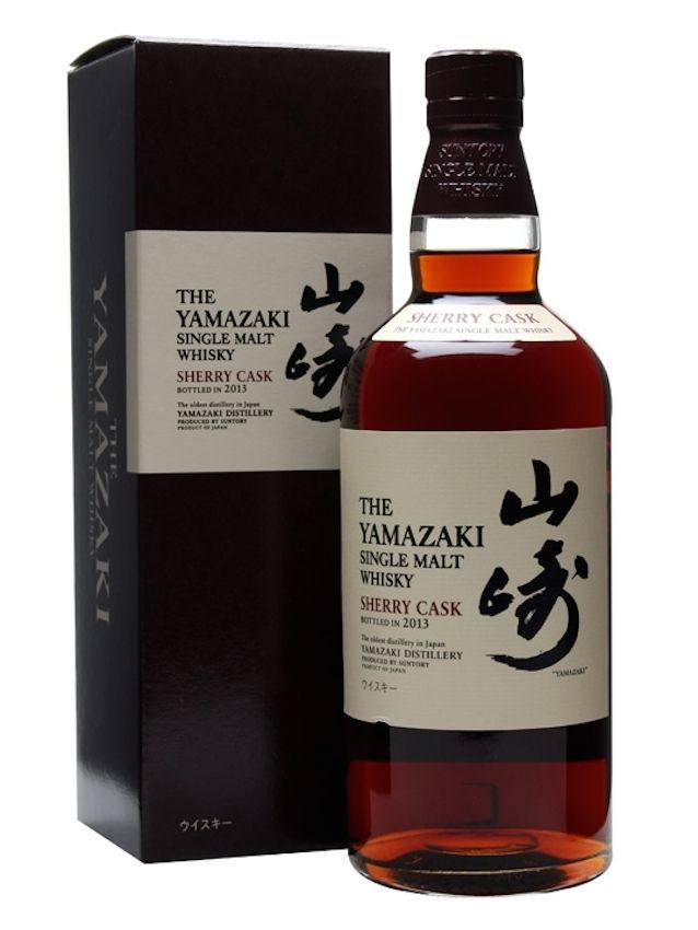 "Jim Murray's Whisky Bible 2015 - The Winners ""Yamazaki Sherry Cask 2013"""