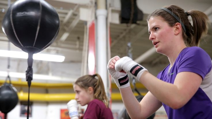 For women, boxing takes on many meanings, sometimes intensely personal. But most often, those reasons have to do with finding your strength — both to hit and to face the fear of being hit.