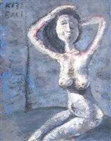Nude by Kay It, 1975