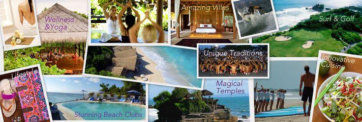 seminyak uluwatu canggu nusa dua yoga retreat bali surf villa lifestyle golf