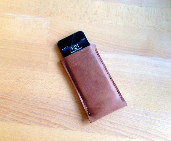 22,78€ Leeroy iPhone 5 Leather Case