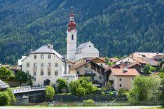 Pfunds im Tiroler Oberland, Austria