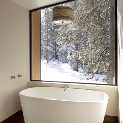 97 besten Badideen Bilder auf Pinterest Badezimmer, Duschen und - das moderne badezimmer wellness design