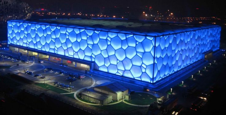 Beijing's Water Cube To Host Olympic Curling At 2022 Winter Games | The Nanfang