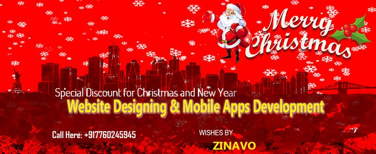 Start #Website Designing Service Christmas Offer For Your Business. #MerryChristmas . Visit: www.zinavo.comStart #Website Designing Service Christmas Offer For Your Business. #MerryChristmas . Visit: www.zinavo.com