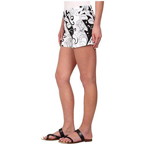 (トリーナターク) Trina Turk レディース ボトムス ショートパンツ Corbin 3 Short 並行輸入品  新品【取り寄せ商品のため、お届けまでに2週間前後かかります。】 カラー:Black/White 商品番号:ol-8513579-151 詳細は http://brand-tsuhan.com/product/%e3%83%88%e3%83%aa%e3%83%bc%e3%83%8a%e3%82%bf%e3%83%bc%e3%82%af-trina-turk-%e3%83%ac%e3%83%87%e3%82%a3%e3%83%bc%e3%82%b9-%e3%83%9c%e3%83%88%e3%83%a0%e3%82%b9-%e3%82%b7%e3%83%a7%e3%83%bc%e3%83%88/