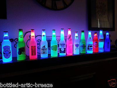 PGA Golf Beer Bottle Light LED Pub Bar Pool Man Cave Neon Bar