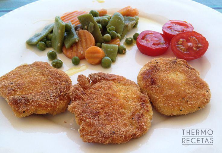 Ideales para niños. Fritos u horneados. Estos nuggets de pollo incorporan zanahorias y queso tierno en una jugosa mezcla llena de nutrientes.
